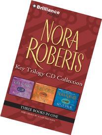Nora Roberts Key Trilogy CD Collection: Key of Light, Key of