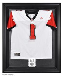North Carolina State Wolfpack Black Framed Logo Jersey
