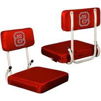 NCAA North Carolina State Wolfpack Hard Back Stadium Seat