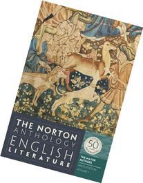 Norton Anthology of English Literature, the Major Authors,