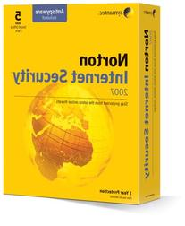Norton Internet Security Suite 2007 - 5 User