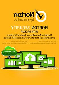 Norton Security with Backup  for Students