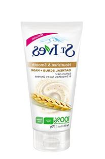 St. Ives Nourished & Smooth Face Scrub and Mask, Oatmeal 6