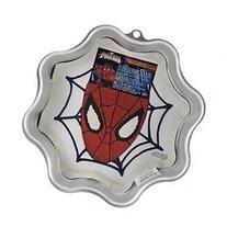 Novelty Cake Pan-Spider-Man 9.5X14X2