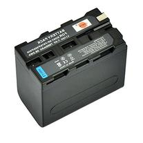 DSTE® NP-F970 Replacement Li-ion Battery for Sony DCM-M1