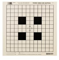 Champion NRA Sight-In GA-53 100-yard Rifle Scope Tagboard