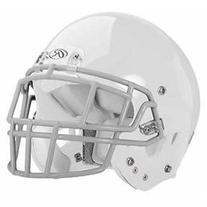 NRG MOMENTUM PLUS RAWLINGS WHITE YOUTH S Football Helmet