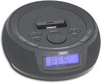 Insignia NS-C2000 AM/FM Clock Radio with iPod Dock