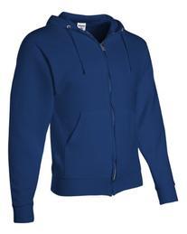 Jerzees Nublend Adult Full-Zip Hooded Sweatshirt