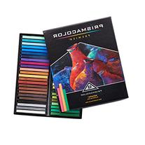 Prismacolor Premier NuPastel Firm Pastel Color Sticks, 48-