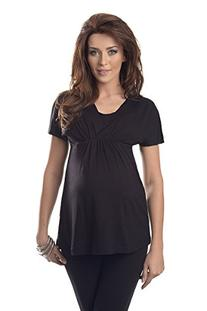 Comfortable 2in1 Maternity and Nursing Top Tunic 7042