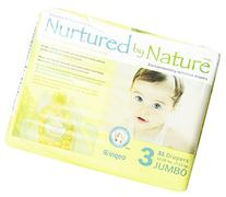 Nurtured by Nature Diapers - Size 3 - 31 ct