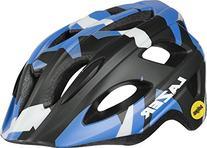 Lazer Nut'z MIPS Helmet - Kids' Blue Camo, One Size