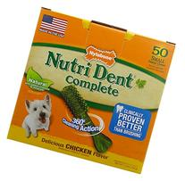 Nutri Dent Adult Chicken 50ct Small Pantry Pack