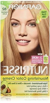 Garnier Nutrisse Nourishing Hair Color Creme, 82 Champagne