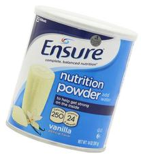 Ensure Original Nutrition Powder, Vanilla, 14-Ounce