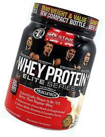 Six Star Pro Nutrition Elite Series 100% Whey Isolate