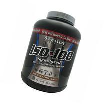 Dymatize Nutrition ISO 100, Whey Protein Powder, Gourmet