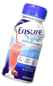 Ensure Original Nutrition Shake, Coffee Latte, 8-Ounce