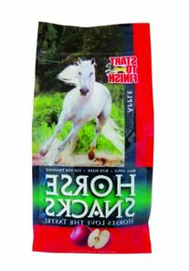 Start to Finish Nutritional Horse Snacks