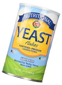 Nutritional Yeast Flakes Kal Unsweetened Wonderful Nutty