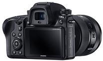 Samsung NX1 28.2 MP Wireless SMART Mirrorless Digital Camera