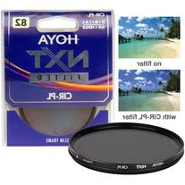 Hoya 82mm NXT Circular Polarizer Filter