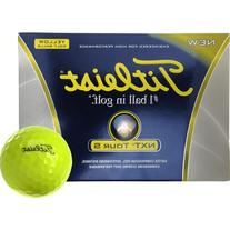 NXT Tour S Yellow Golf Balls