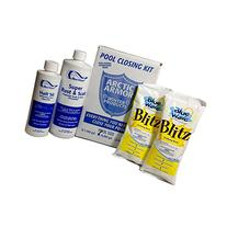 Blue Wave NY934 Medium Chlorine Free Pool Winterizing Kit