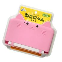 Nyan CYBER / silicon cover cat  pink