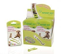 O'Tom Tick Twister Tick Remover for Dogs, Cats, Horses &