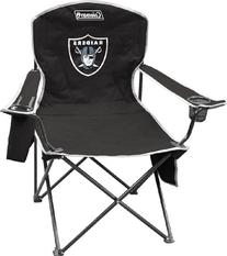 NFL Raiders Cooler Quad Chair