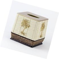 Avanti Linens Oasis Palm Tissue Cover, Multi