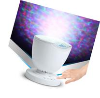 Ocean Wave Night Light Projector and Bluetooth Speaker.