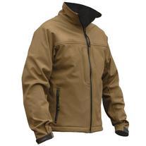 Highlander Odin Soft Shell Jacket Tan size L