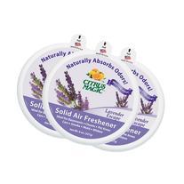 Citrus Magic Odor Absorbing Solid Air Freshener, Lavender