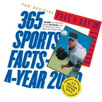 The Official 365 Sports Facts-A-Year Page-A-Day Calendar