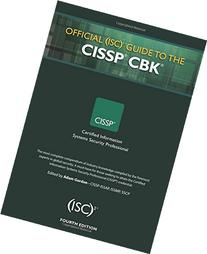 Official 2 Guide to the CISSP CBK, Fourth Edition 2 Press