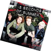The Official 5 Seconds of Summer 2016 Mini Calendar