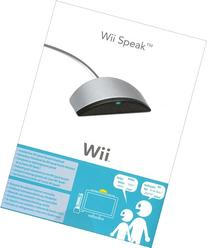Official Wii Speak Microphone