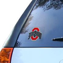 "NCAA Ohio State University Multi-Use Colored Decal, 5"" x 6"