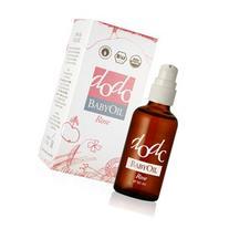 Baby Oil Luxury Organic Rose Damascena 50ml