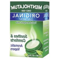 Mentholatum Ointment 1 Oz Pack of 2