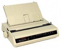 Okidata  ML184T  Dot Matrix Printer