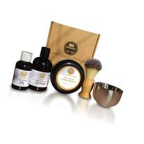 Gentleman's Hangar Old School Full Size Shaving Kit Gift Set