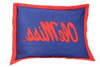 Ole Miss Rebels Sham Bed Pillowcase