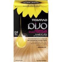 Garnier Olia Oil Powered Permanent Hair Color, 9.0 Light