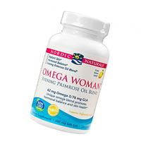 Nordic Naturals - Omega Woman, Evening Primrose Oil Blend,