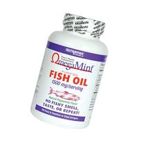 Nutramax Omega Mint Fish Oil -- 1750 mg - 100 Chewable