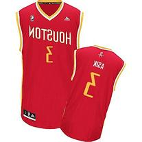 Omer Asik Houston Rockets Red/Yellow NBA Youth Revolution 30